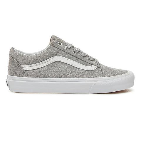 Vans Lurex Glitter Old Skool Shoes