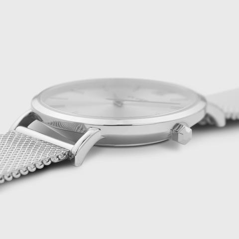 Minuit Mesh Silver, Silver/silver