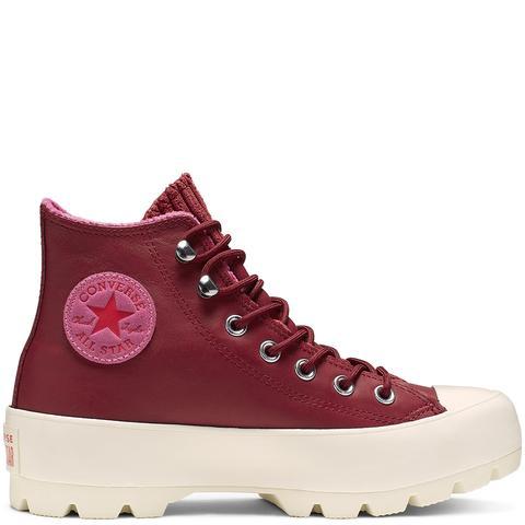 Converse Chuck Taylor All Star Lugged Gore-tex Waterproof Leather High Top de Converse en 21 Buttons