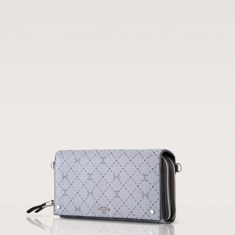 comprare popolare fe1c3 406b4 Portafoglio Tracollina - Sandie Wallet from Carpisa on 21 Buttons