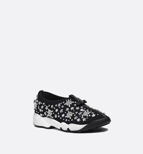 Sneaker Dior Fusion En Broderie De