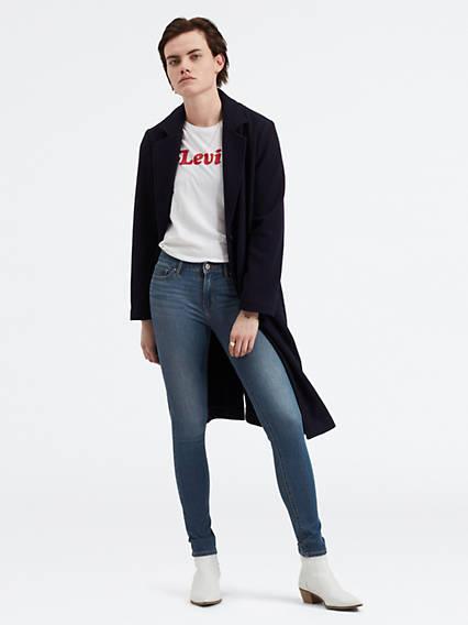 711™ Skinny Jeans Azul / Indigo de Levi's en 21 Buttons