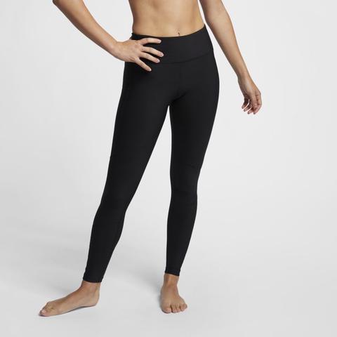 Hurley Quick Dry Street Ready Leggings De Surf - Mujer - Negro de Nike en 21 Buttons