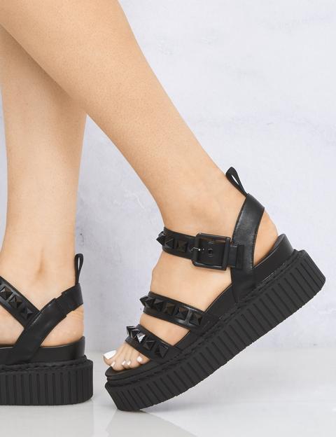 creeper sandals