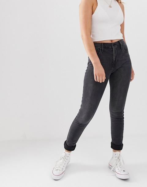 brillantezza del colore nuove varietà abbigliamento sportivo ad alte prestazioni Levi's - 721 - Jeans Skinny Modellanti A Vita Alta - Nero from ASOS on 21  Buttons