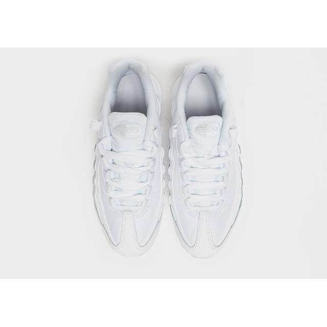 white nike 95 junior