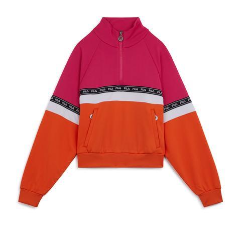 Sweat Chinami Half Zip Shirt Fila