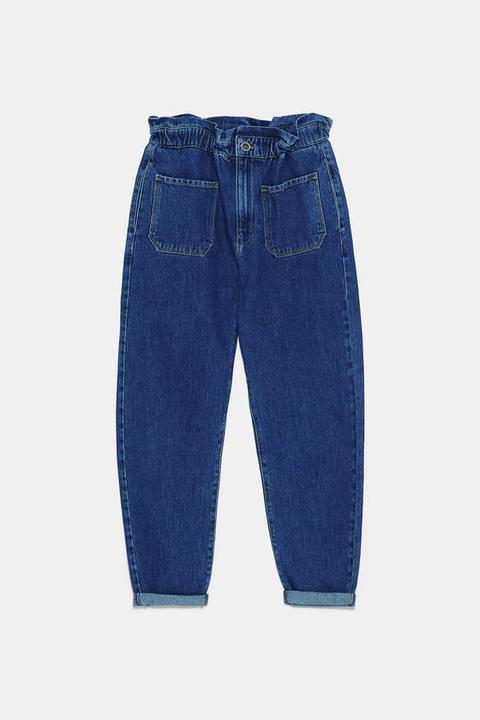 Jeans Z1975 Baggy Con Tasche
