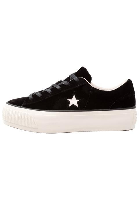 Converse One Star Platform Sneakers Basse Dress Blueswhite