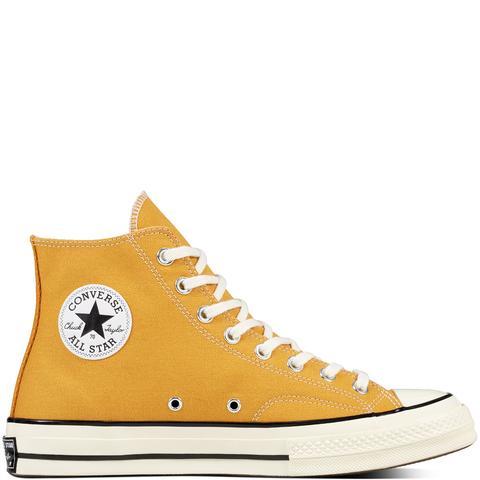Converse Chuck 70 Classic High Top Yellow de Converse en 21 Buttons