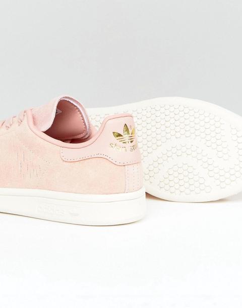 Adidas Originals Stan Smith Scarpe Da Ginnastica Corallo