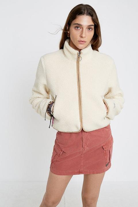 Uo Veste Scout En Peau De Mouton from Urban Outfitters on 21 Buttons