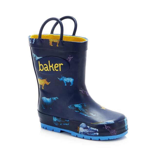 Baker By Ted Baker - Boys' Navy Animal