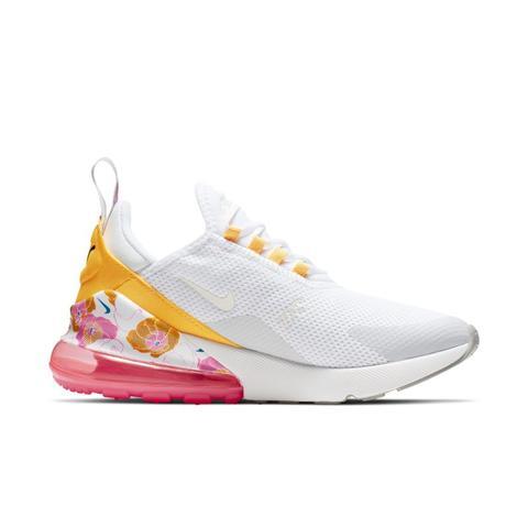 Nike Air Max 270 Se Floral Zapatillas Mujer Blanco de Nike en 21 Buttons