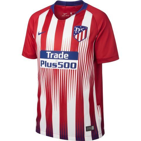 Camiseta De Fútbol Oficial Atlético De Madrid 1ª Equipación Hombre 2018/2019 de Decathlon en 21 Buttons