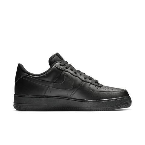 Nike Air Force 1'07 Zapatillas - Hombre - Negro