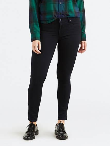 711™ Skinny Jeans Negro / Black Sheep de Levi's en 21 Buttons