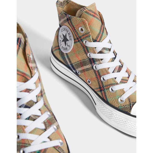 Sneaker A Stivaletto Con Piattaforma