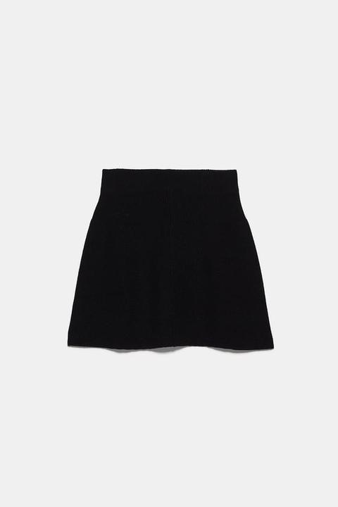 Falda Mini Punto