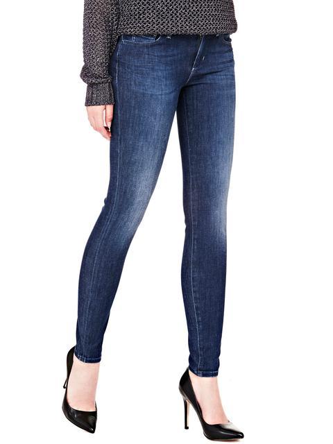 colore attraente speciale per scarpa Più votati Jeans Skinny Vita Alta from Guess on 21 Buttons