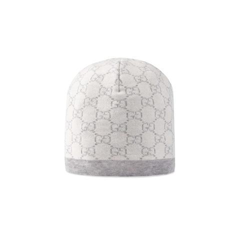prezzo abbordabile nuova versione doppio coupon Cappello In Lana Con Motivo Gg from Gucci on 21 Buttons