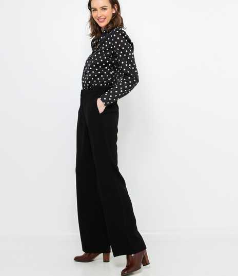 Pantalon Large Femme