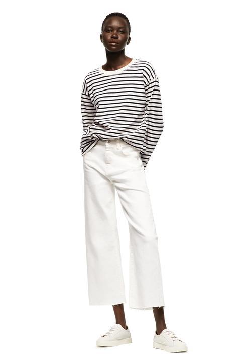 Jeans Zw The High Waist Culotte