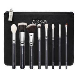 Classic Brush Set - Kit De Brochas Y Pinceles Para Rostro Y Ojos de Sephora en 21 Buttons