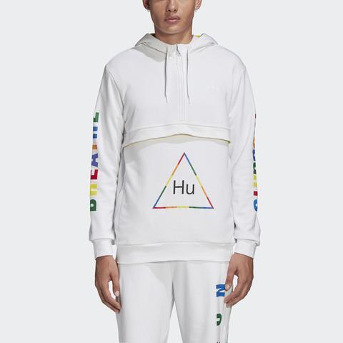 adidas 3 streifen hoodie grau