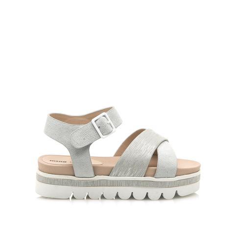 En De Zara 21 Sandalia Buttons Hebillas Pelo e2HbWE9DIY