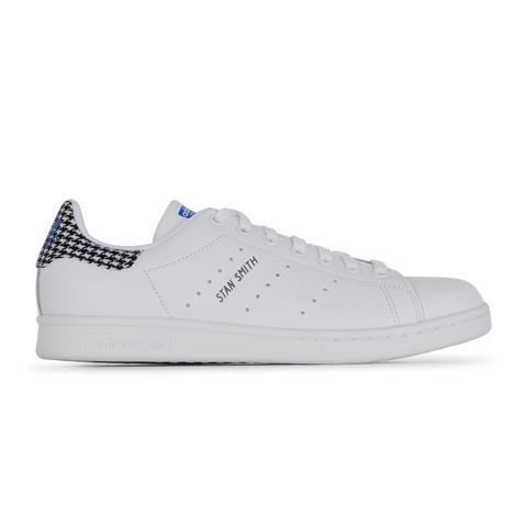 Stan Smith Pied De Poule Adidas Originals Blanc Noir Blanc 41 1 3 Male From Courir On 21 Buttons