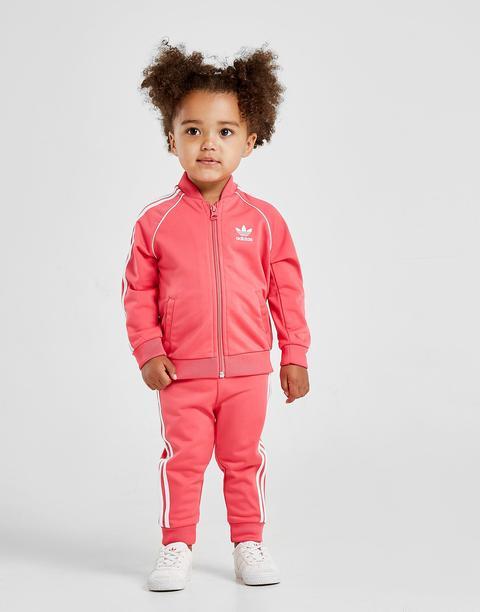 Adidas Jumper Girls Pink
