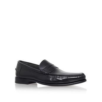 Barkers Newington Penny Loafer - Black Loafer Shoes