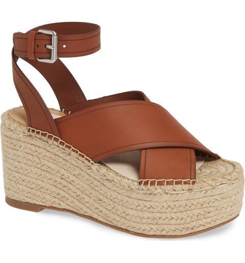 Carsie Platform Sandal