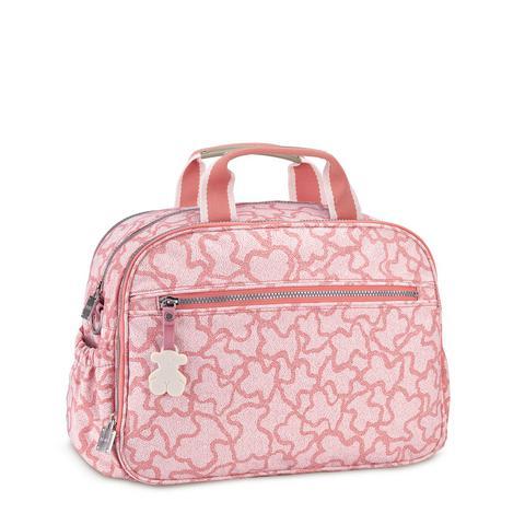 Bolsa De Bebé Kaos New Colores En Color Rosa de Tous en 21 Buttons