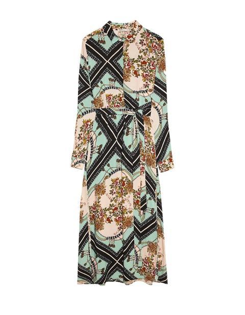 Vestido Largo Estampado Limited Edition