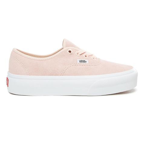 Vans Suede Authentic Platform 2.0 Shoes