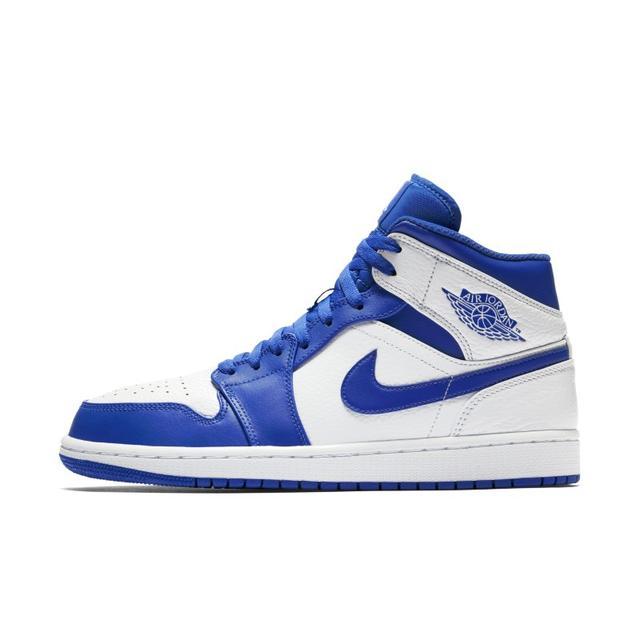 zapatillas de hombres azules nike