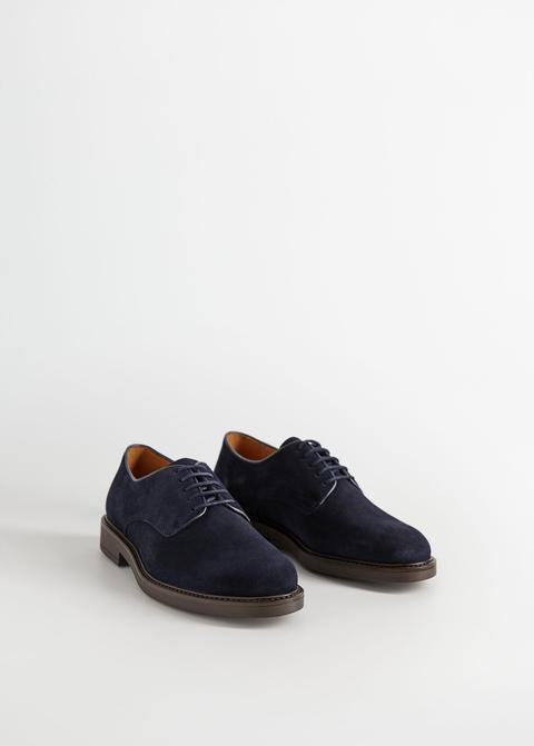 Zapato Blucher Serraje Ligero