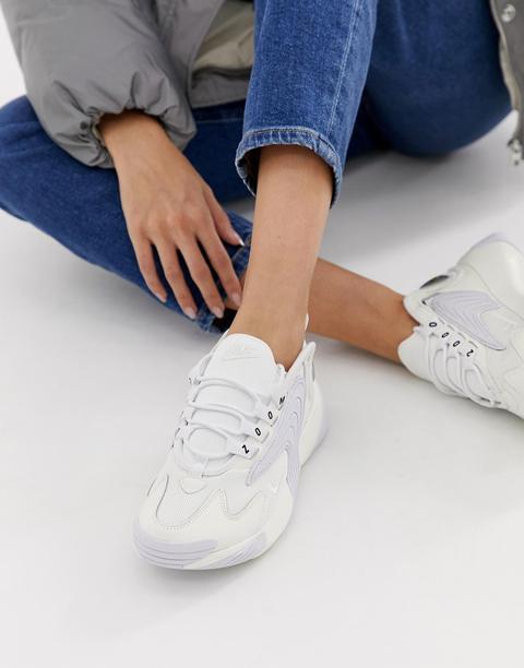 Nike Zoom - 2k - Sneakers Bianche - Bianco de ASOS en 21 Buttons