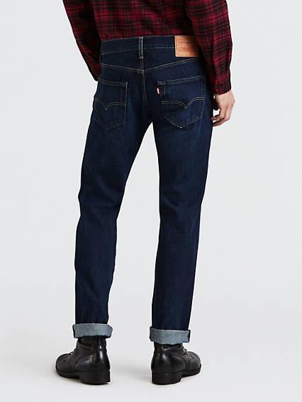 501® Levi's® Original Fit Jeans Azul / Sponge