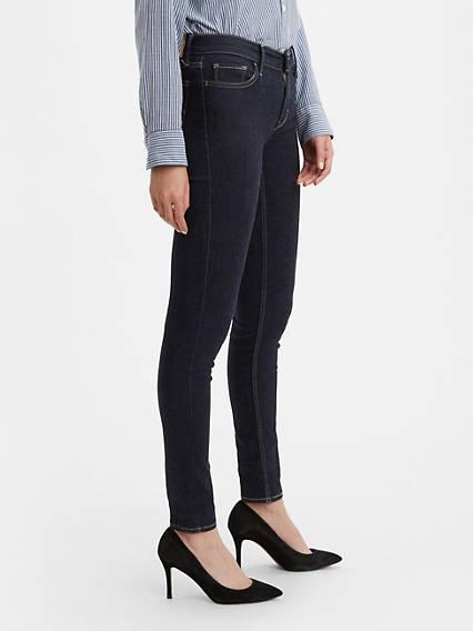 710™ Innovation Super Skinny Jeans Lavado Oscuro / Celestial Rinse