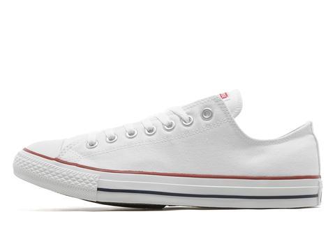 Converse All Star Ox, Blanco