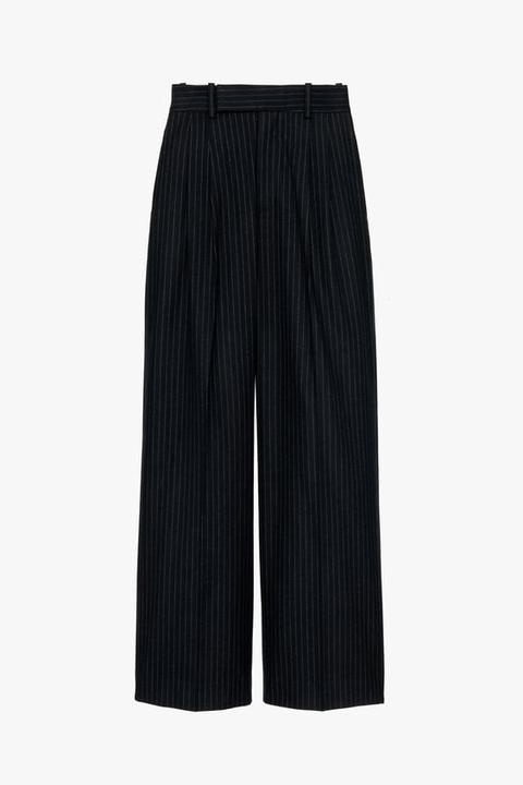 Pantalon De Costume À Rayures Édition Limitée