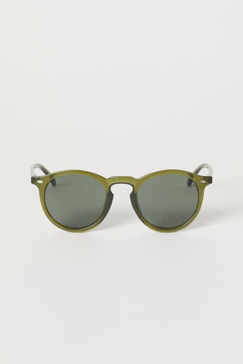 vendita calda online 6bc91 6251f H & M - Occhiali Da Sole - Verde from H&M on 21 Buttons