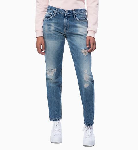 Ckj 061 Mid Rise Boy Jeans de Calvin Klein en 21 Buttons