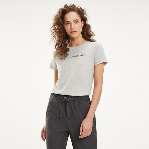 Camiseta Estampada Essential de Tommy Hilfiger en 21 Buttons