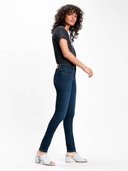 711™ Skinny Jeans Negro / London Attitude