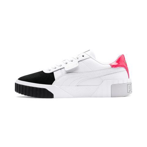 Zapatillas De Mujer Cali Remix, Blanco/negro, Talla 35.5 | Puma Mujeres de Puma en 21 Buttons