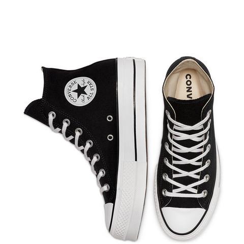 Converse Chuck Taylor All Star Platform High Top Black